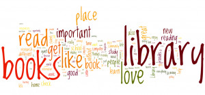 ... is the library important to you what do you love about your library