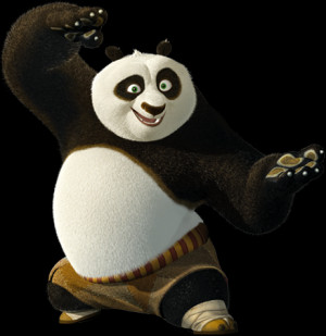 ... Kung Fu, in the history of China, and in the history of sucking'- Po