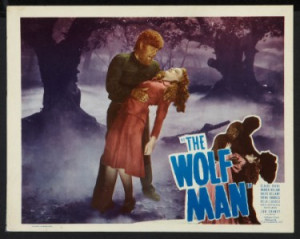 The Wolfman Lon Chaney Jr