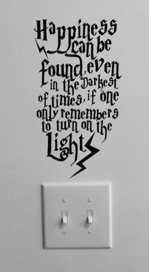 ... Quotes. How cool would this decal be if it was glow in the dark