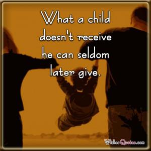 ... inspiring-quotes-for-parents #Parents #Quotes #ParentsDay #Parenthood