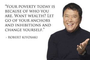 Robert Kiyosaki supports Network Marketing.