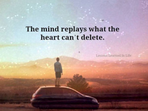 Heart can't delete