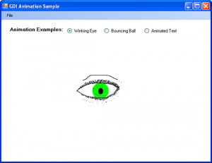 Winking Eye Sowebus Credited