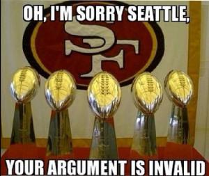49ers Vs Seahawks Funny