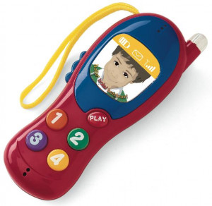 Toy Mobile Phone Recalled by Discovery Toys
