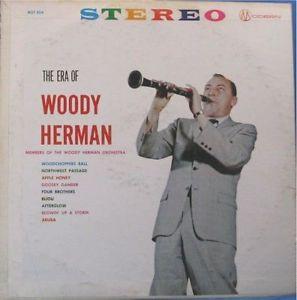 WOODY HERMAN THE ERA OF LP
