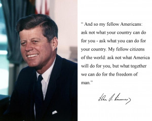 Jfk Quotes HD Wallpaper 17