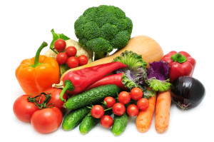 out by the Economic Research Service called ' Healthy Vegetables ...