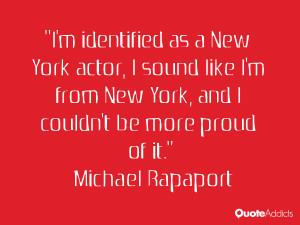 Michael Rapaport Quotes