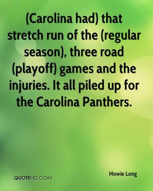 Carolina Panthers Quotes
