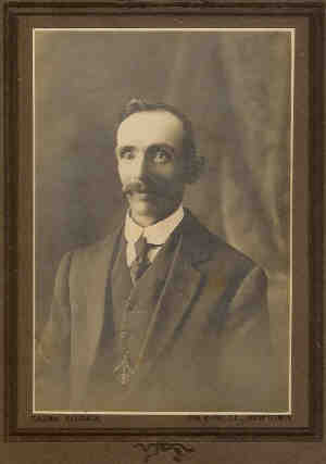 Alfred Pollard son of Joseph William Pollard and Jane Cooke was