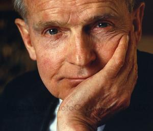 Wisconsin Senator William Proxmire 1990s