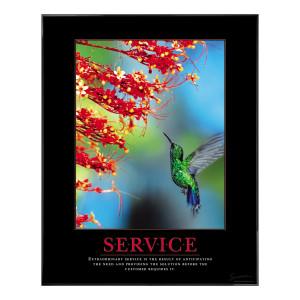 Excellent Customer Service Quotes Service hummingbird