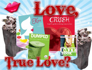 TPIB: My first love (and break up): Crush, Dumped, Kiss and The ...