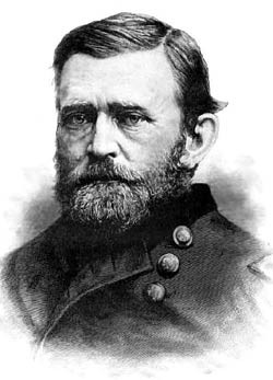 General Grant who obtained a place in World History as great General ...