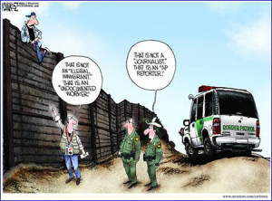 Cartoon by Michael Ramirez