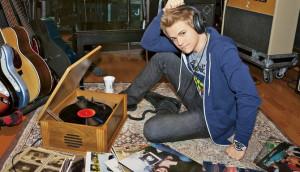 Hunter Hayes Is a Vinyl Junkie