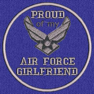 Military Honor Patches - U.S. Air Force Family Relationships ...