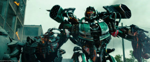 New Transformers – The Wreckers