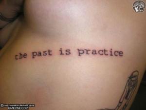 Tattoo Ideas: Words & Phrases II