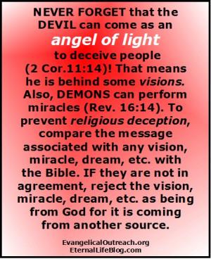 Ten Areas of Roman Catholic Deception (pdf)