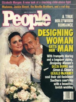 People Weekly June 12, 1989 Designing Women, Delta Burke Gerald ...
