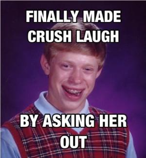 If a boy can make a girl laugh…