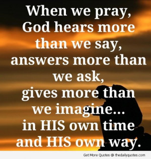 god-pray-quotes-life-love-for-her-and-him-images-pics-sayings-pictures ...