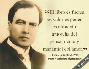 LITERATURA Y POESÍA Nº4, El Simil, Rubén Darío, VINDINAR, Paz de ...