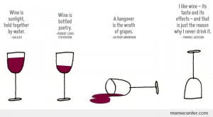 Funny Quotes About Drinking Wine