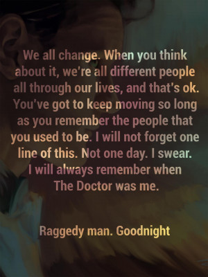 Doctor Who Quotes About Life Matt Smith Doctor Who Quotes About Life