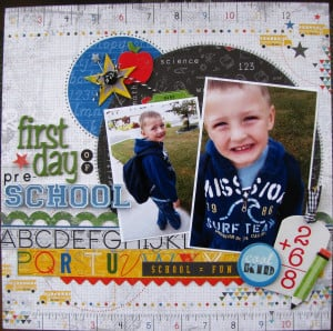First Day of Preschool Quotes http://www.scrapbook.com/gallery/image ...