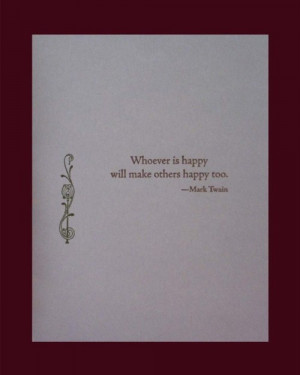 quotes whoever is happy will make others happy too Motivational Quotes ...