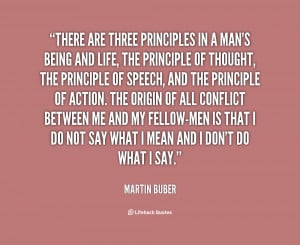 Successful Life Principals...