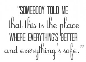 Related Pictures one tree hill quotes life comes at us from out of the ...