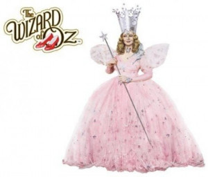 Glinda the Good Witch Wall Graphic