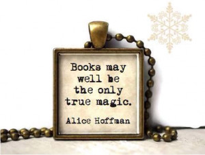 More like this: books , magic and necklaces .