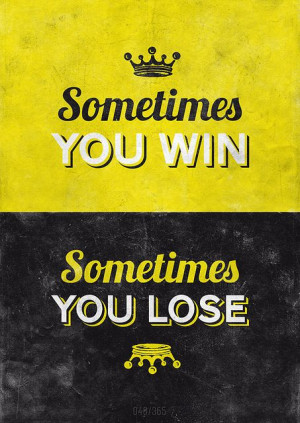 Inspirational Sports Quotes, Sayings, Best, Win, Lose