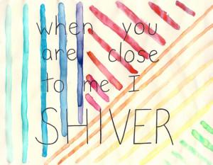 Shiver Shiver
