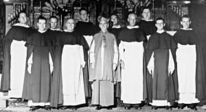 Archbishop Fulton Sheen & Dominican Fathers