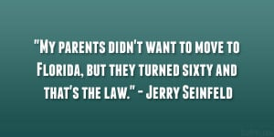 Jerry Seinfeld Quote Funny