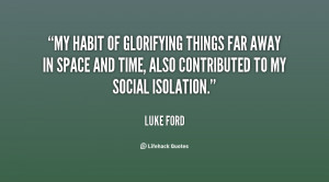 social isolation quotes