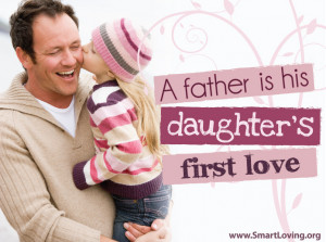 father is his daughter s first love