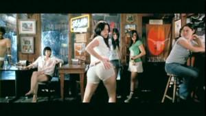 death proof lap dance