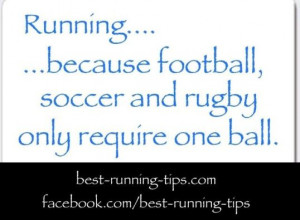 Distance Running Quotes