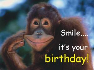 Smile - It's Your Birthday!