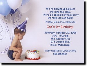 1st Birthday Boy Quotes http://www.tcwdesigns.com/