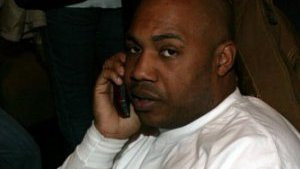"Kareem ""Biggs"" Burke, former business partner of Jay-Z and co ..."