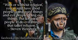 The Christian resolution to find the world ugly and bad has made the ...